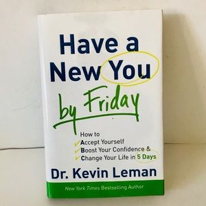 2/$25 Have a New You by Friday; Hardcover